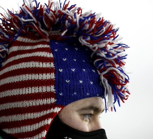 Pyeongchang Olympics Biathlon Men_791351