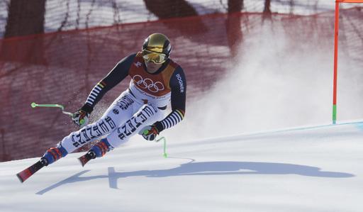 Pyeongchang Olympics Alpine Skiing_792117