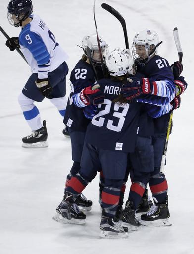 Pyeongchang Olympics Ice Hockey Women_797450