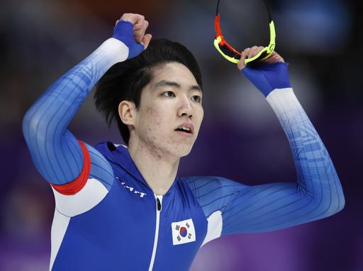 Pyeongchang Olympics Speed Skating Men_797406