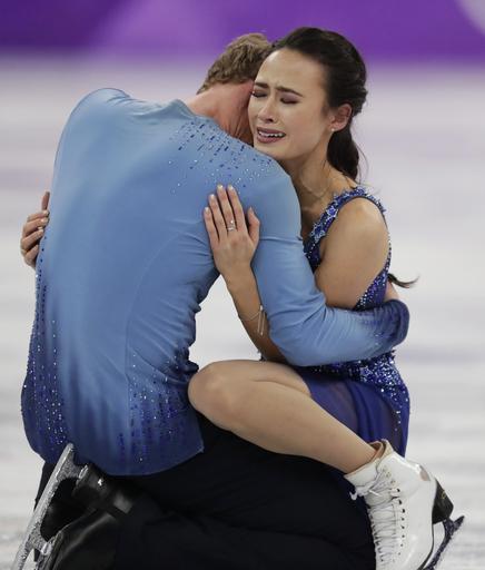 Pyeongchang Olympics Figure Skating Ice Dance_797995