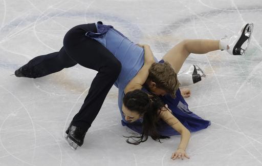 APTOPIX Pyeongchang Olympics Figure Skating Ice Dance_797916