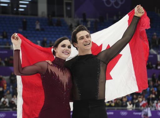 Pyeongchang Olympics Figure Skating Ice Dance_797963