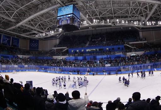 Pyeongchang Olympics Ice Hockey Women_797976