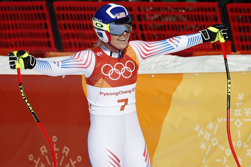 Pyeongchang Olympics Alpine Skiing_798947