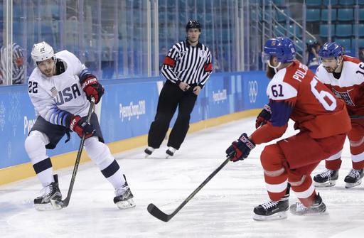 Pyeongchang Olympics Ice Hockey Men_798937
