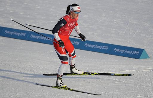 Pyeongchang Olympics Cross Country Women_799147