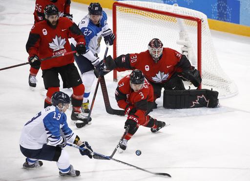 Pyeongchang Olympics Ice Hockey Men_799197