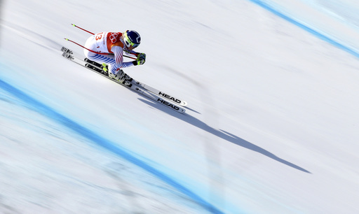 Pyeongchang Olympics Alpine Skiing_799804
