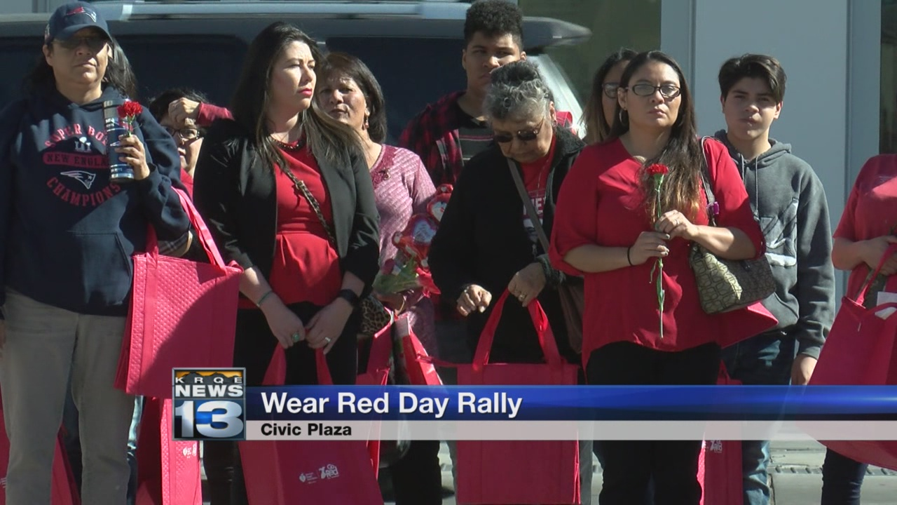 wear red rally_784326