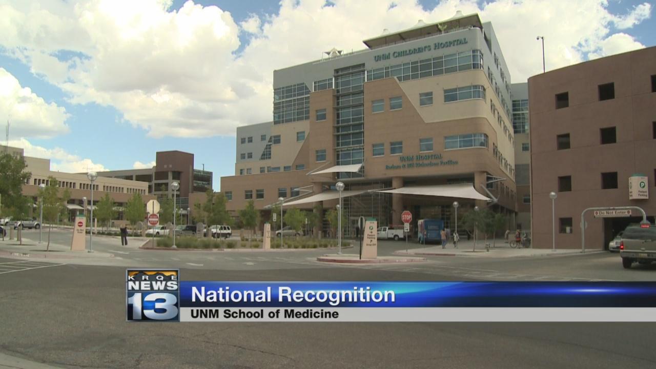 UNM School of Medicine makes national list of best medical schools_1522951886427.jpg.jpg