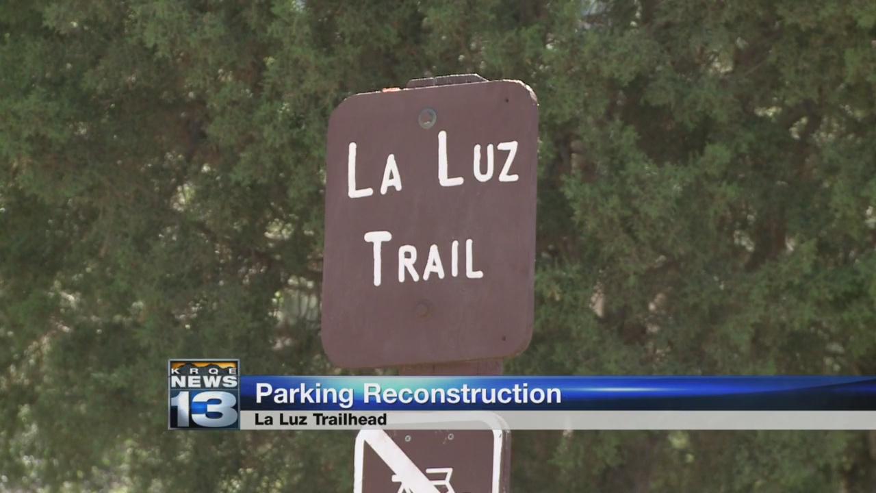 Work to begin next month on La Luz trailhead improvements_1537832512935.jpg.jpg