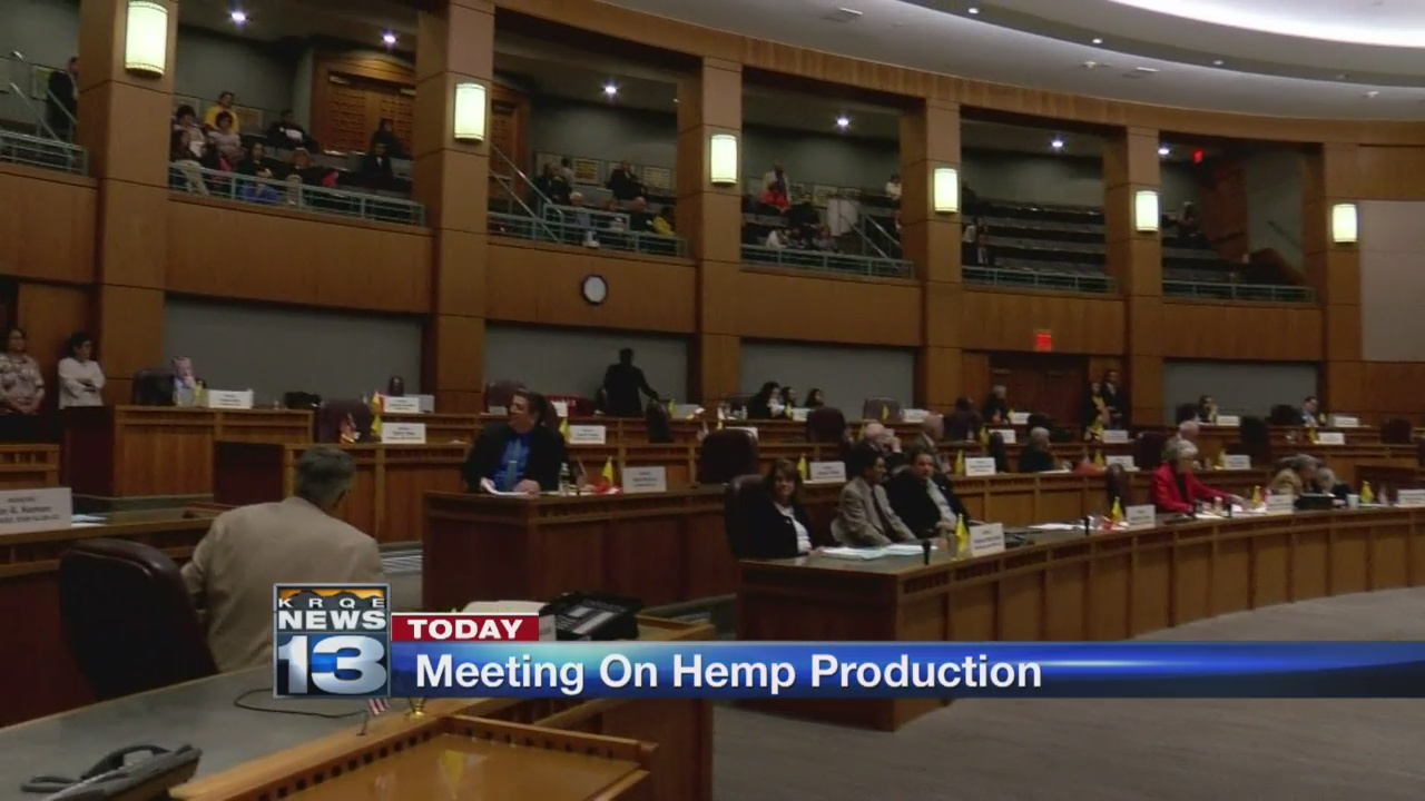 Hearings cover rules for hemp cultivation in New Mexico