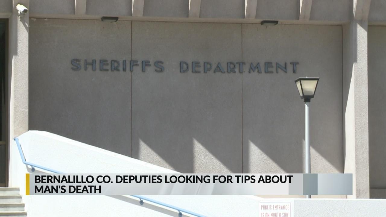 Deputies investigating death of man connected to shooting_1543295762632.jpg.jpg