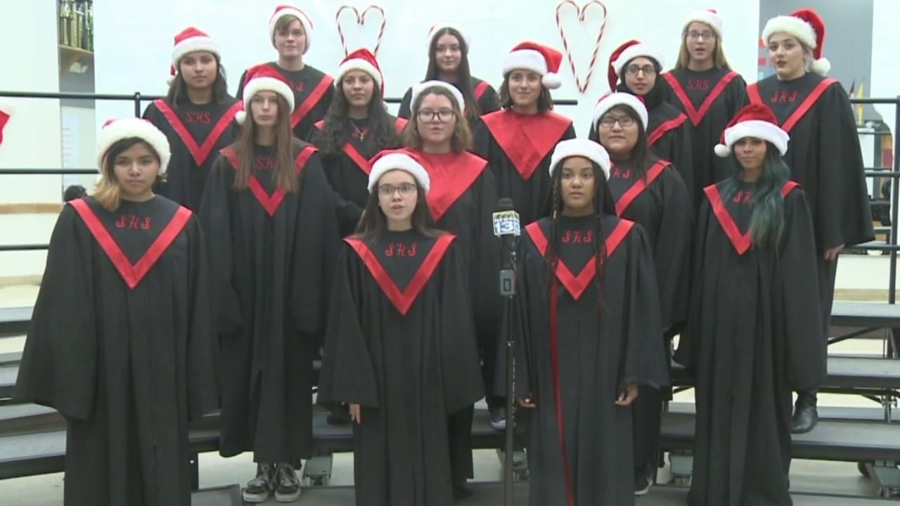Sandia High School: Auld Lang Syne