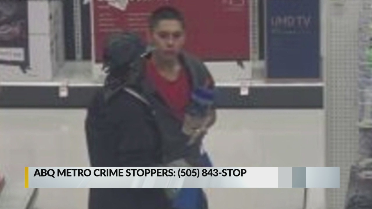 Pair of shoplifters accused of threatening security guard with gun_1552603434575.jpg.jpg