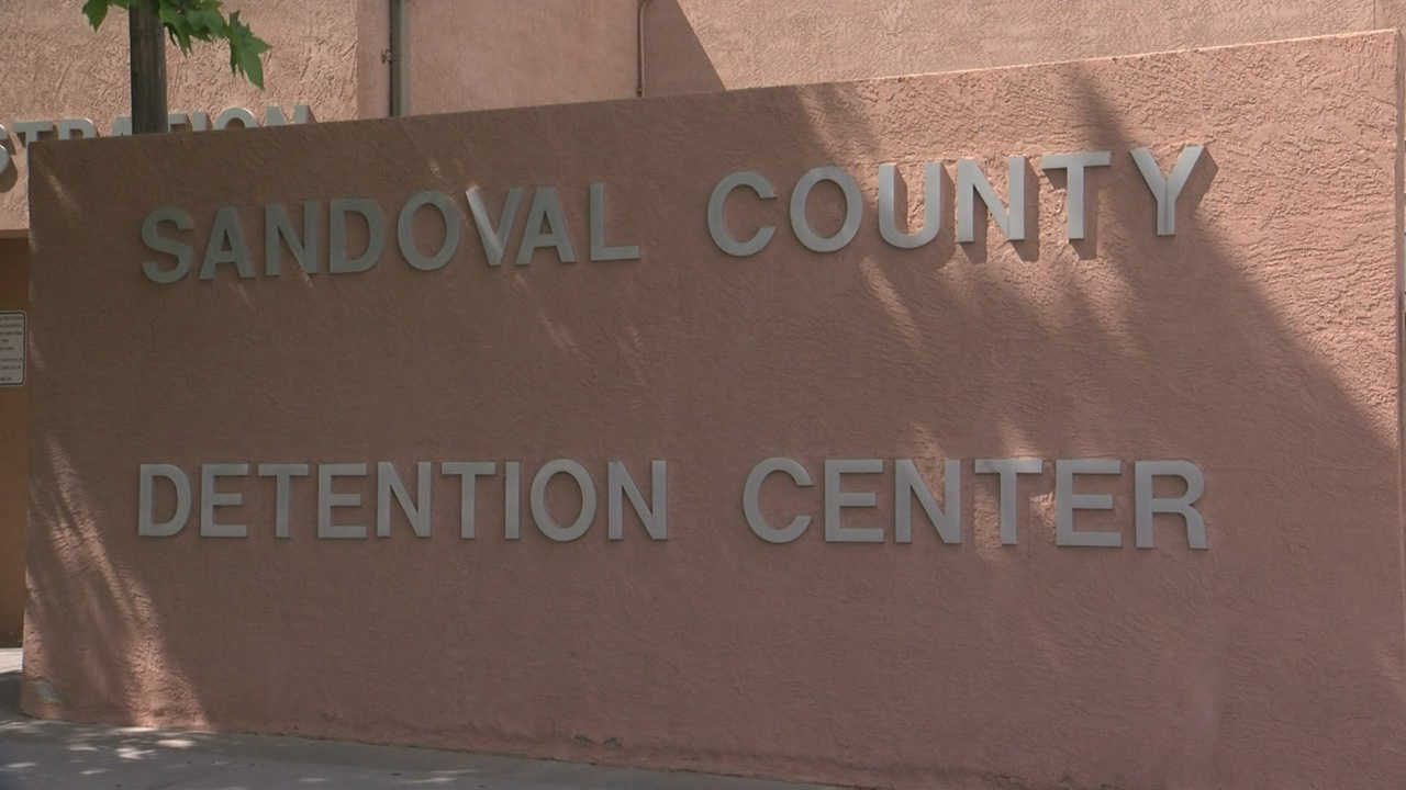 Sandoval County jail renovations reduce number of inmates