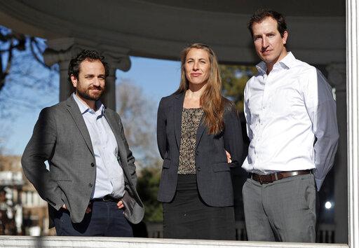 David Seligman, Nina DiSalvo, Alexander Hood