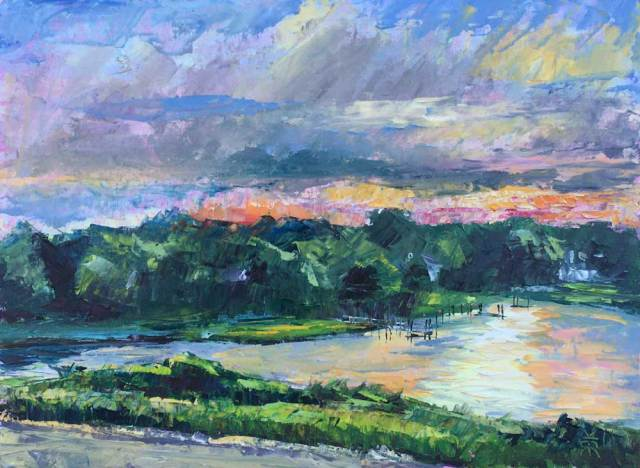Link to Landscapes & Still Life Paintings