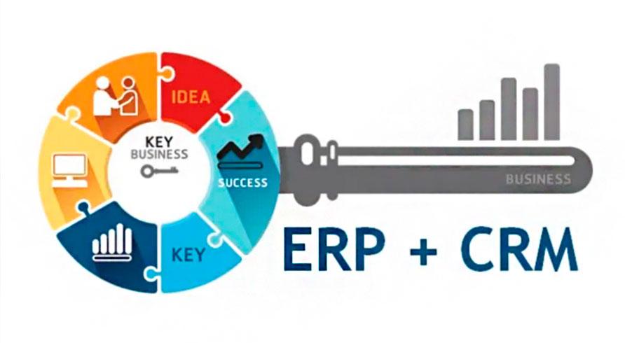 Las ventajas de integrar CRM y ERP