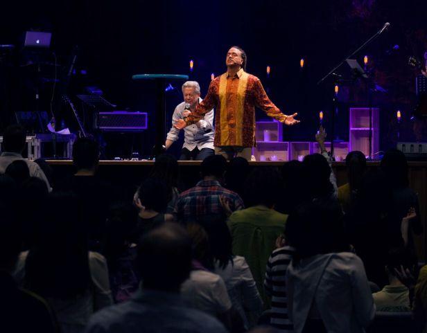 「我沒有其他動機,只有愛耶穌。」韋智迪說。