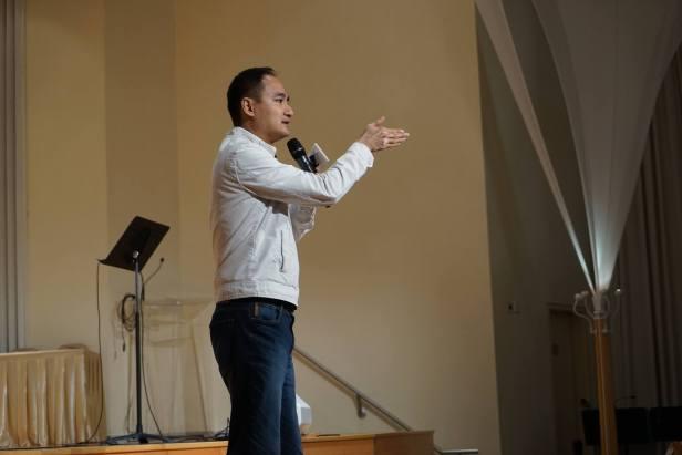 生命教育基金會義務總幹事陳志耀先生(Tommy Chan)