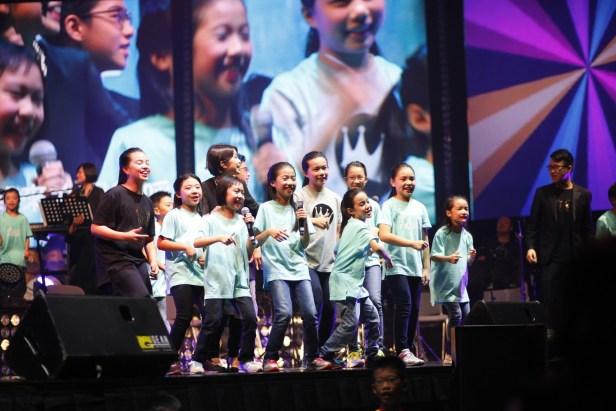 香港兒童創意敬拜學校