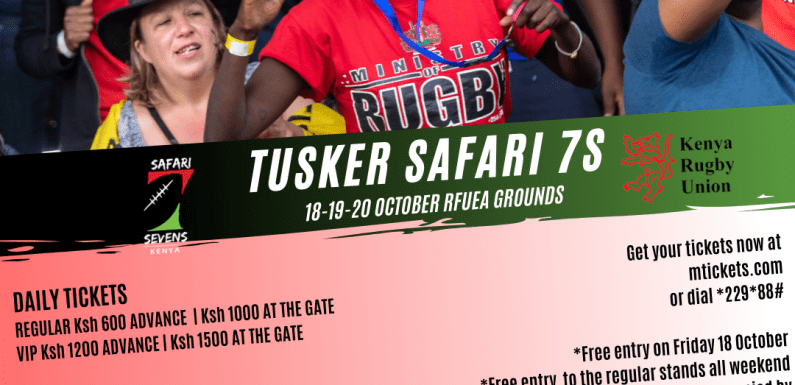 Safari Sevens broadcast information