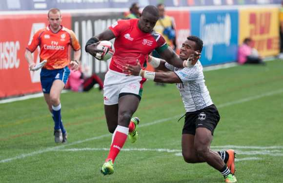 Amonde captains Shujaa as Kenyan Safari Sevens squads named