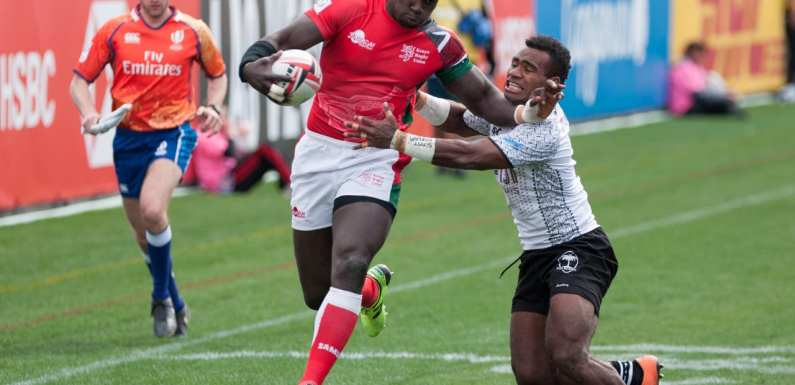 Amonde captains Shujaa as Kenyan Safari Sevens squads named