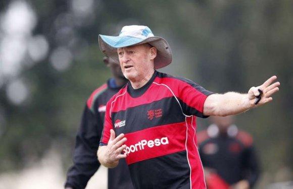 Kenya coach Feeney eager to test level of squad