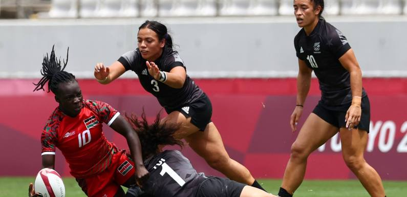 Lionesses go down to New Zealand in Olympic opener