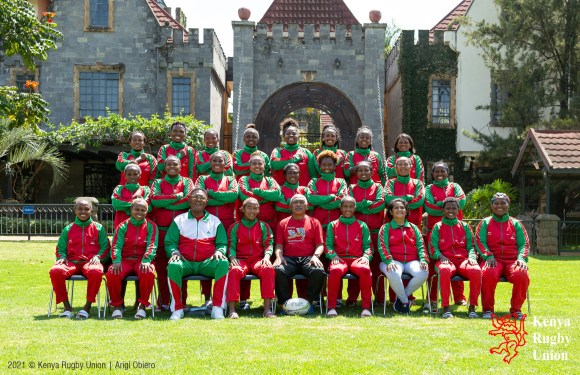 Madagascar ready for the Kenya Lionesses challenge in the Rugby Africa Women's Cup