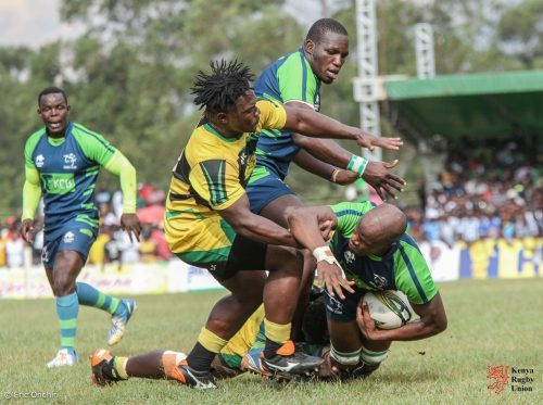 Kenya Cup Final: Kabras, KCB declare their match day squads