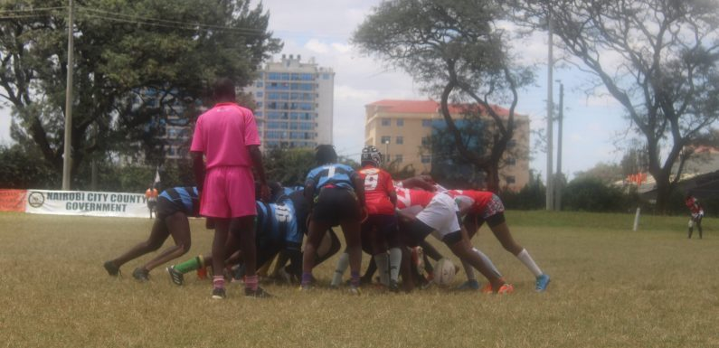 Ndovu and Tier Two Combined Emerge Victorious At The Women's 15s Franchise