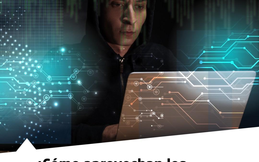 ¿Qué hacen los ciberdelincuentes con los datos robados?