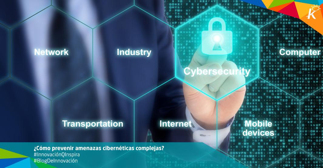 Amenazas cibernéticas complejas ¿Cómo prevenirlas?