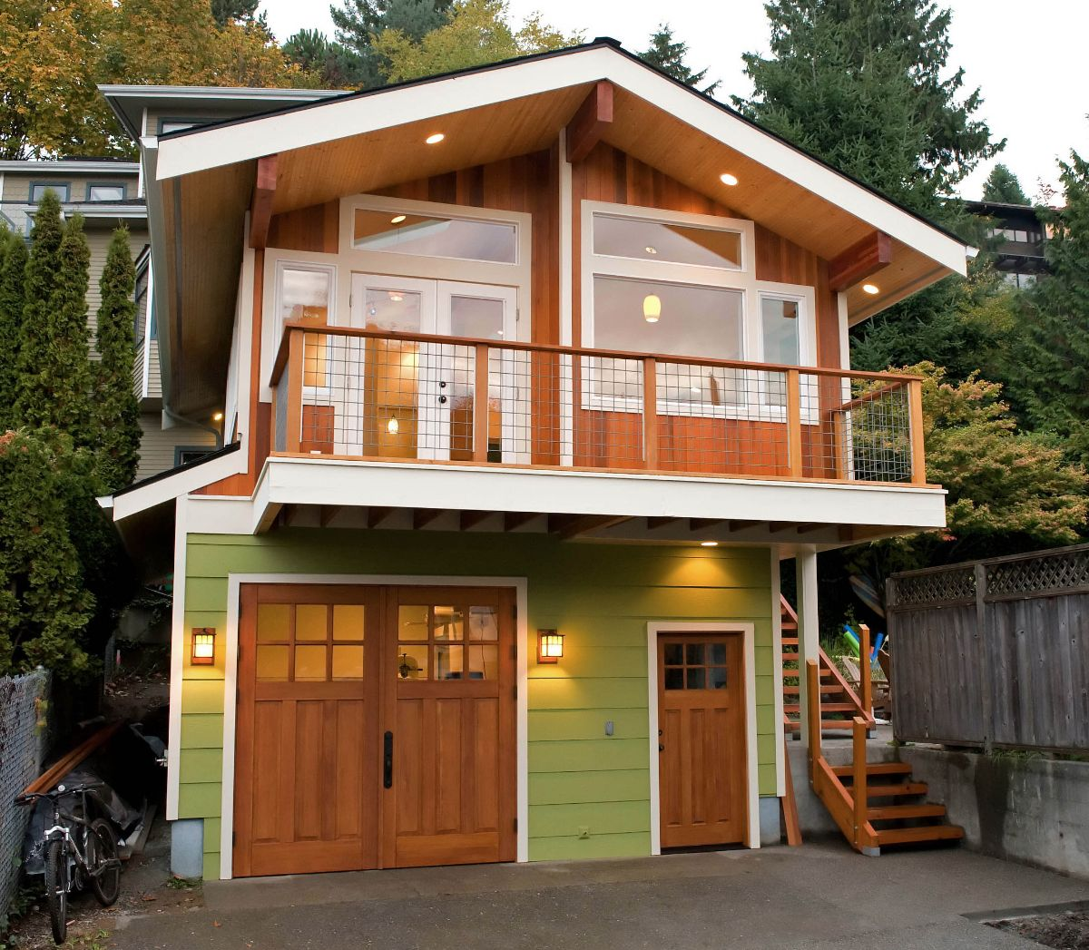 backyard cottage u2013 kruger architecture seattle