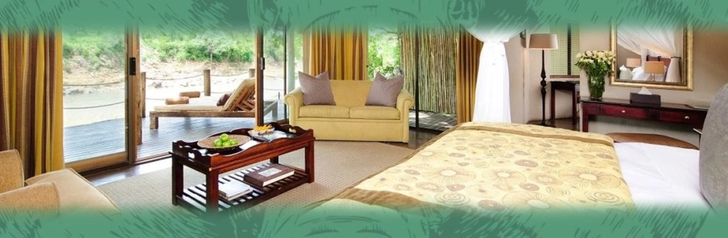 Jock Safari Lodge Bedroom Accommodation