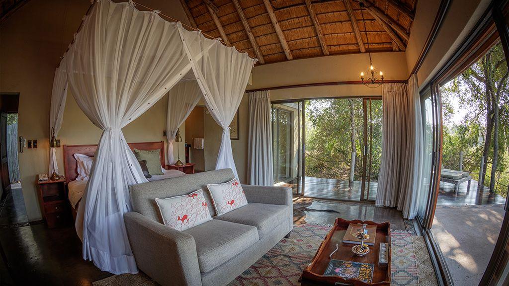 Jock Safari Lodge Flitzpatrick Room
