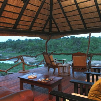 Jock Safari Lodge Guest Lounge
