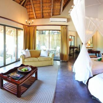 Jock Safari Lodge Luxury Rooms