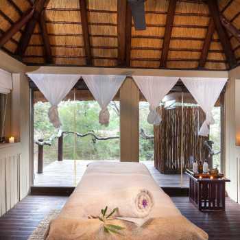 Simbambili Game Lodge Spa Facitilites