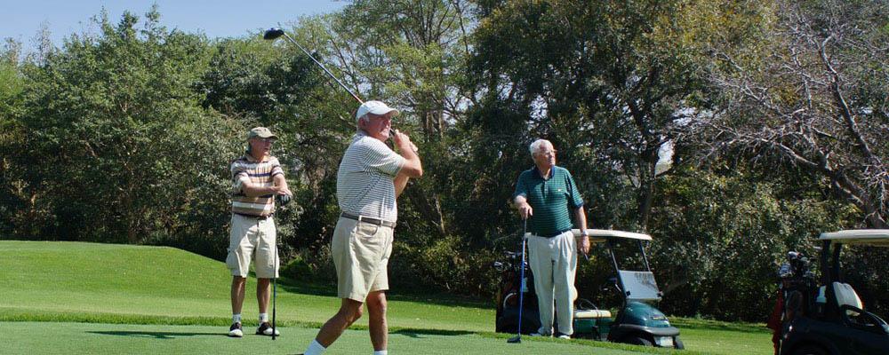 Lukimbi Safari Lodge Golf Experience