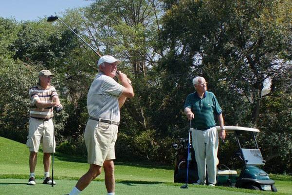 Lukimbi Lodge Golf Experience