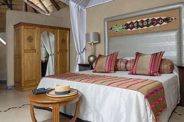 Lukimbi Lodge Premier Bedroom