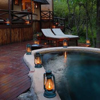 Lukimbi Lodge Premier Pool