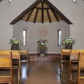 Lukimbi Lodge Wedding Chapel