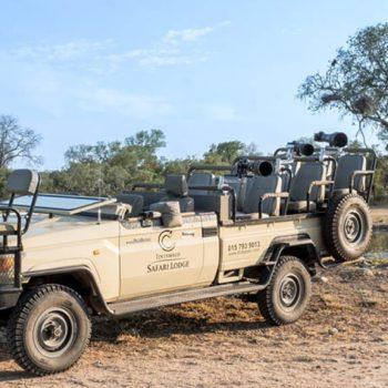 Tintswalo Manor House Safari Vehicle