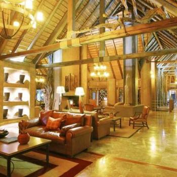 Kapama River Lodge Open Plan Lounge